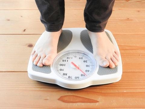 計るだけダイエットは朝食前の夕食後に体重測定