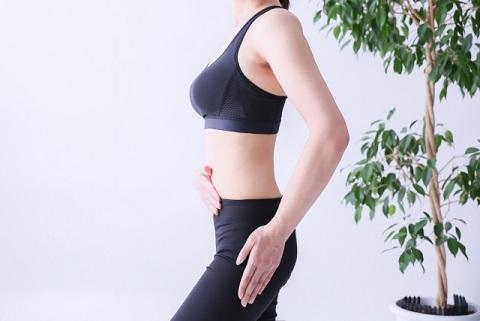 脊柱起立筋トレーニングで痩せやすい体質になる